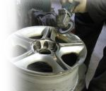 Motaspray in Gwent repair alloy wheels
